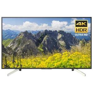 SONY BRAVIA 55 LED 4K HDR ANDROID SMART UHDTV *NEW IN BOX*