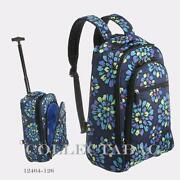Vera Bradley Indigo Pop Backpack
