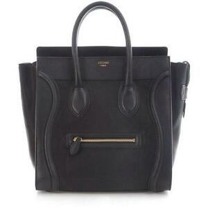 celine square luggage bag