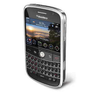 New BlackBerry 9000 Bold AT&T Mobile GSM WiFi Cell-Phone Unlocked No Contract