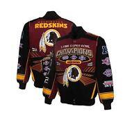 Redskins Superbowl Jacket