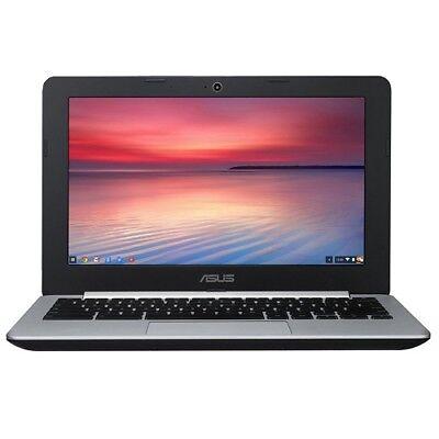 "Asus C200MA-DS01 Celeron N2830 Dual-Core 2.16Ghz 11.6"" LED Chromebook Chrome OS"