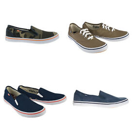 Superdry men's footwear