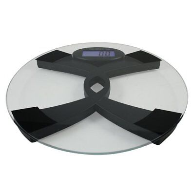 American Weight Scales Amw396tbs Talking Bathroom Scale With English/spanish Or