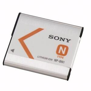 Sony Lithium-Ion N Type Rechargeable DSC Battery Pack (NPBN1)