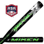 Miken Slowpitch Softball Bat ASA