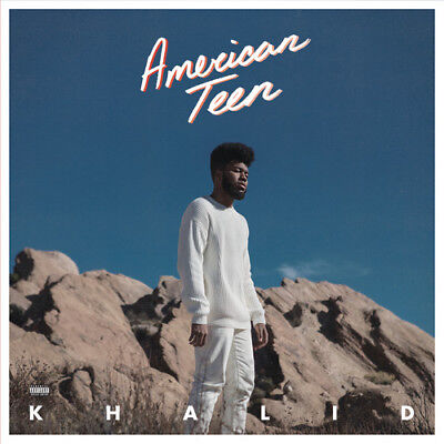 Khalid   American Teen  New Vinyl Lp  Explicit  Gatefold Lp Jacket  Download Ins