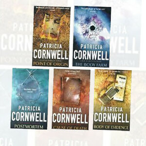 Patricia Cornwell Collection 5 Books Pack Post-Mortem ,The Body Farm NEW PB