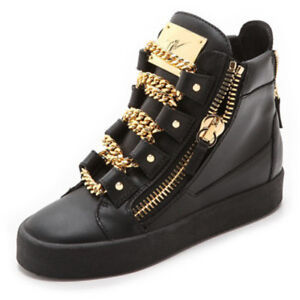 Authentic New Giuseppe Zanotti Sneakers size 38, RRP 1100 USD
