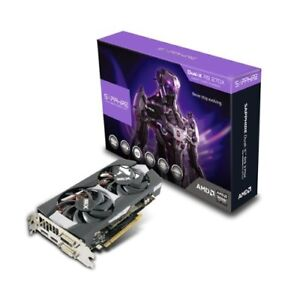 SAPPHIRE Radeon R9 270X 4gb Graphics Card with Dual X Fans
