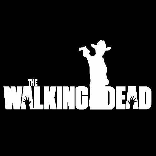Walking dead sticker ebay