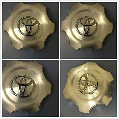 4X NEW Machined Silver 03 09 4 Runner WHEEL CENTER hub caps 560 69430