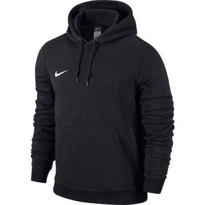 Nike Team Club Fußball Hoody Hoodie Herren Kapuzenpullover Sweatshirt 658498-010 ()