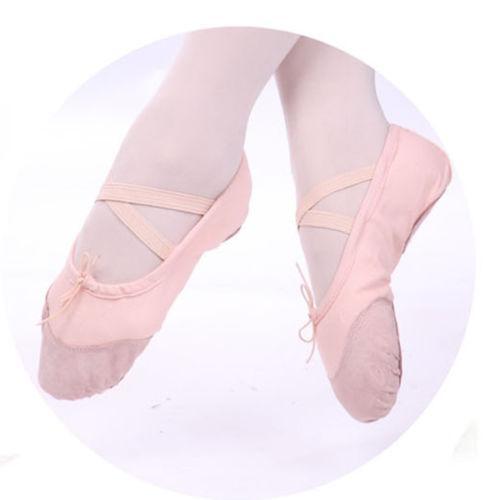 black canvas ballet shoes ebay