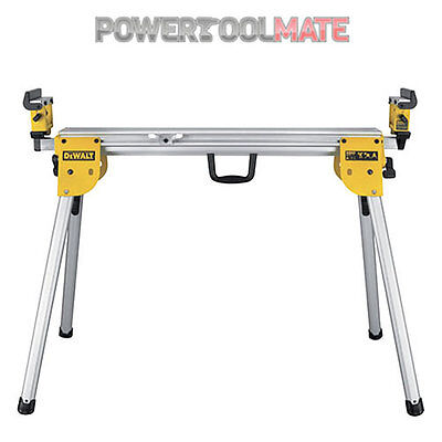 Dewalt DE7033 Heavy Duty Short Beam Mitre Saw Leg Stand Workstation