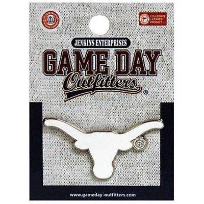 Texas Longhorns Logo Lapel Hat Tie Pin  ()