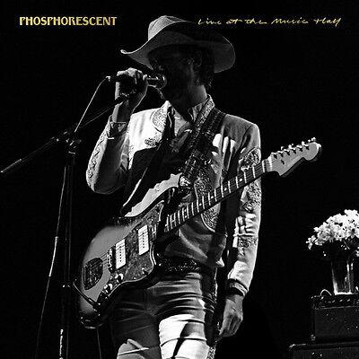 Phosphorescent   Live At Music Hall  New Vinyl  Digital Download