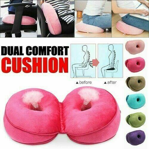 Ergonomic Hip Cushion Posture Corrector Lift Hips Up Seat Mu