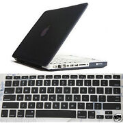 Rubberized Hard Case Cover for MacBook Pro 15