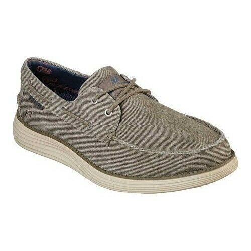 Skechers Men's   Status 2.0 Lorano Boat Shoe