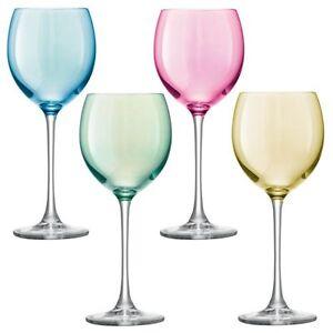 LSA Polka Copa De Vino Pastel SurtidoJuego de 4 eBay