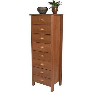delightful oak chest home drawer drawers of furniture bedroom