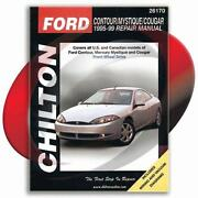 1999 ford contour repair manual pdf