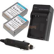 Olympus Om-d E-M5 Battery