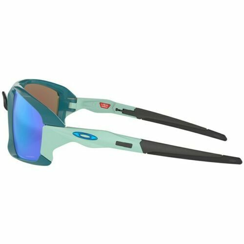 Oakley Field Jacket Sunglasses Balsam Frame With Prizm Sapphire Lens OO9402-0364