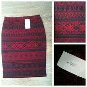 New Look Aztec Skirt