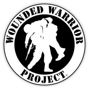 wounded warrior project decals Wounded warrior project (wwp) is a charity and veterans service organization  that offers a  court costs against a blandon, pennsylvania non-profit keystone  wounded  the wwp did a study of its alumni and found that, almost half of the .