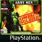 Army Men Omega Soldier (PlayStation 1)