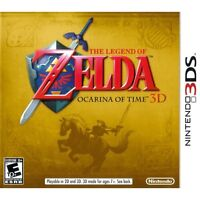 Want to buy: Ocarina of Time 3DS