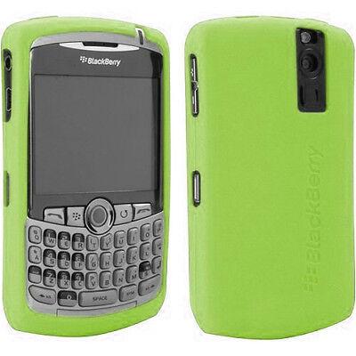 8330 Gel (NEW Original Lime Green Gel Silicon Skin Case for Blackberry CURVE 8300 8330)