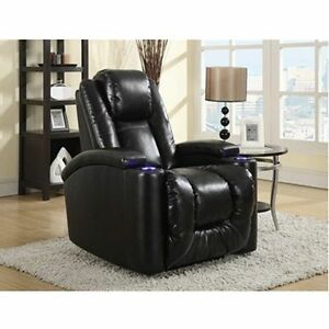 blue tooth  recliner