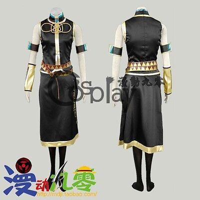 NEU Cosplay Kostüme Anime Vocaloid Hatsune Luka Frau CSA5023