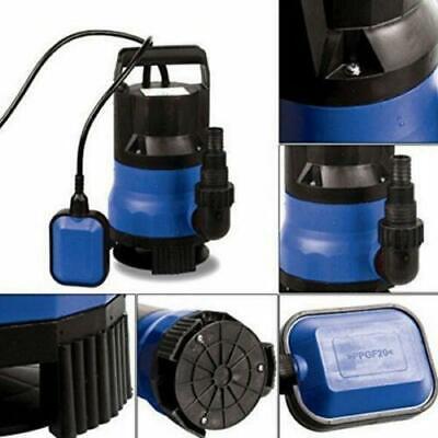 1/2HP Water Pump Submersible Flooding Swimming Pool 2000GPH Emergency Draining