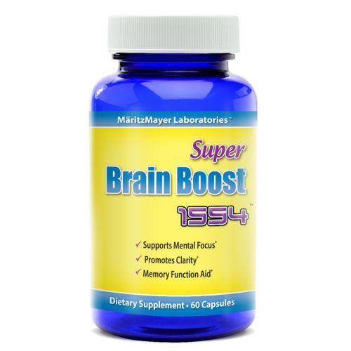 Brain Supplement Pills Limitless Focus Memory Concentration Energy 60
