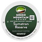 Green Mountain Organic Coffee Pods & K-Cups