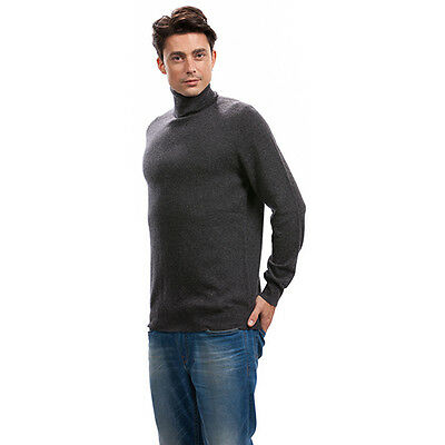 How to Wear A Men's Turtleneck Sweater: Style Guide