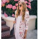 Zara Floral Coats & Jackets for Women