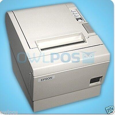 Epson Tm-t88ii M129b Pos Thermal Receipt Printer Serial Port Refurb Free Ship