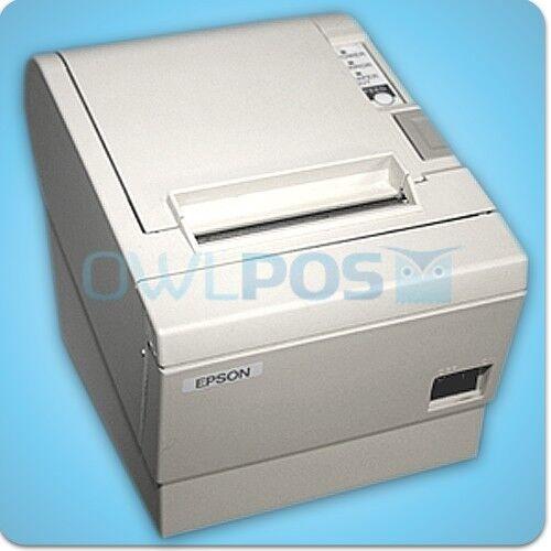 Epson TM-T88II M129B POS Thermal Receipt Printer Serial Port REFURB Free Ship!