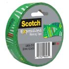 Green Scotch Scrapbooking Tapes