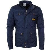 Mens Padded Quilted Jacket