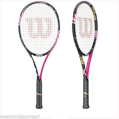 Pink Tennis Racket | eBay