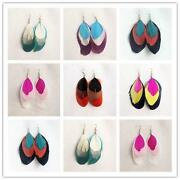 Multi Color Stone Earrings