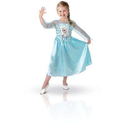Disney Offizielle Kostüme (Rubie's Offiziell Disney die Eiskönigin Klassisches Elsa Kostüm - Klein und M)