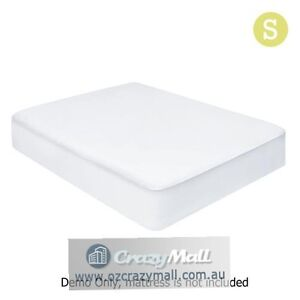 Waterproof Washable Non Woven Mattress Protector All Sizes Melbourne CBD Melbourne City Preview
