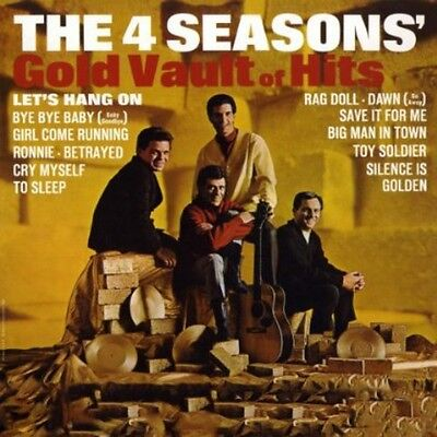 The Four Seasons - Gold Vault of Hits [New CD]